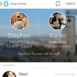 Airbnb Android app