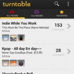 Turntable.fm Android app