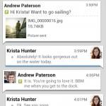 BBM Android app