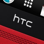 HTC J One - HTL22 (Japan) - red