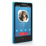 Nokia X (blue)