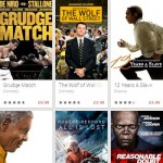 Google Play Movies - new releases