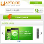 Aptoide app store