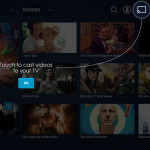 Blinkbox movies Android app - Chromecast support