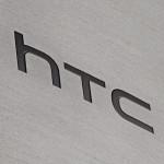 HTC One M8 gunmetal grey - rear close-up