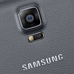 Samsung Galaxy Note 4 - rear view plus camera