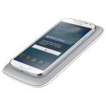 Samsung Galaxy S4 wireless charging pad