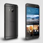 HTC One M9+ - gunmental grey
