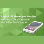 Sony Open Device Programme - Android M developers
