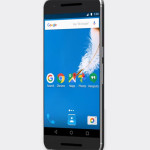 Google Maps video - Android 7.0 N - no app drawer