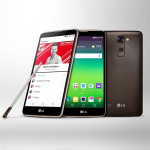 LG Stylus 2 with DAB+ radio support