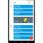 Google Calendar - set goals