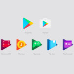 Google Play icons 2016 redesign