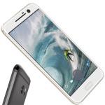 HTC 10 Glacier Silver and Carbon Grey