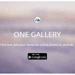 HTC One Gallery - cloud storage photo uploading