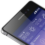 Huawei Ascend P7 - top of smartphone