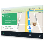 Android Auto - Google Maps navigation