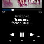 foobar2000 audio player - Android app