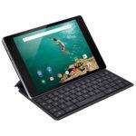 Nexus 9 plus keyboard folio