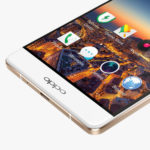 OPPO R7 Plus - bottom