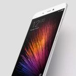 Xiaomi Mi 5 white (front)