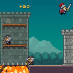 Dashy Knight - Android game from Sweden