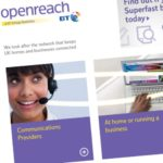 Open Reach - BT Group business