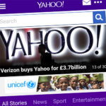Yahoo sold to Verizon
