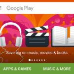 Google Play Store - September 2016