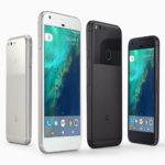 Google Pixel & Google Pixel XL - silver & black