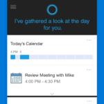 Microsoft Cortana - Android app