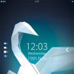 Sailfish OS - lock screen