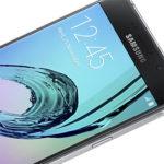 Samsung Galaxy A7 2016 - Midnight Black
