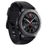 Samsung Gear S3 frontier -black