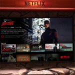 Netflix VR - Android app