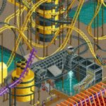 RollerCoaster Tycoon Classic - Android game