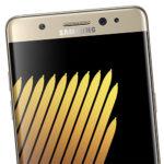 Samsung Galaxy Note7 - Gold Platinum