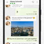 Threema - Android instant messaging app