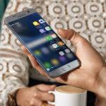 Samsung Galaxy S7 - Silver titanium - task edge