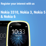 Nokia 3310, Nokia 3, Nokia 5 and Nokia 6 - UK availability - Carphone Warehouse