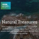 Google Earth 2017 - BBC Earth Natural Treasures