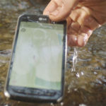 LG X venture - underwater