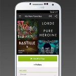 Spotify Android phone app