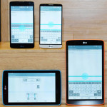 LG UX smartphones and tablets