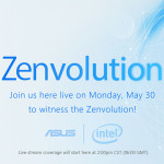 ASUS Zenvolution event - COMPUTEX 2016