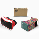 Google Cardboard options
