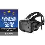 HTC Vive - European Hardware Awards - Product of the Year 2016