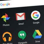 Android 7.0 N Developer Preview - Google search bar and app icons