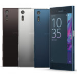 Sony Xperia XZ - all four colours